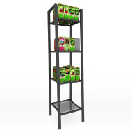 Retail Display Shelve