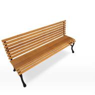Park Bench 3