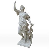 Diane 4 Louvre Museum