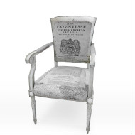 Arcadia Chair rust