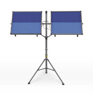 Solar Battery Stand