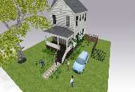 House Scene