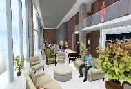 Hotel Lobby Floor Plan