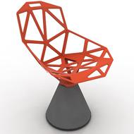 Chair One (Concrete base)