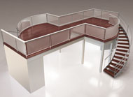 Double Deck Large_curved 3