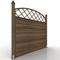 Wooden Fence Segment