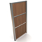 Octanorm Solid Wall Panel 1
