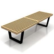 nelson platform bench
