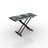 keyboard 2 w Bench
