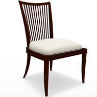 BB SLAT BACK SIDE CHAIR 3448