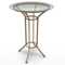 Glass Stool Table 18