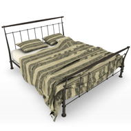 Bed Metal Frame 031