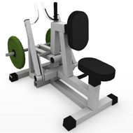 Weight Bench arms