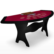 Card Dealer Table