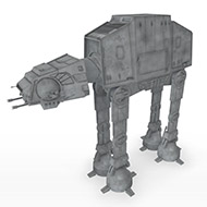 AT-AT Walker HD