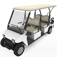 Golf Cart Long