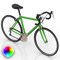 Bicycle w color change