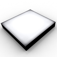 Dance Floor Square with Color LED