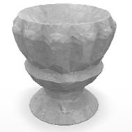 Stone Vase 03