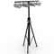 Lighting stand with T bar