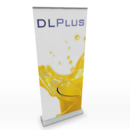 Banner Stand DL Plus