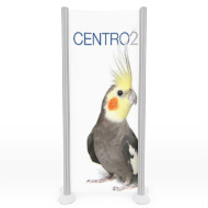 C2RKC/75 Centro 2 750mmW display