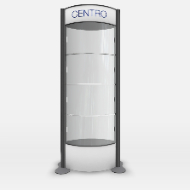 CRSK/62/Black Centro Display POD