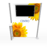 CT2RK/150 Centro AV Kit 2 display