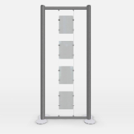 C1SP1/75 Centro Suspended poster Kit 1 display