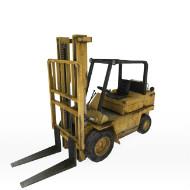 Forklift Old