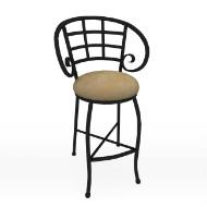 Chair stool 008