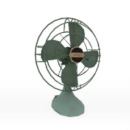 Antique fan 004