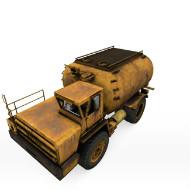 Belaz Truck Tracter