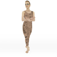 Modern dancer 2