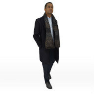 Tyrus with coat