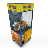 Claw Prize Machine