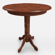 High Wood Bar Table 23