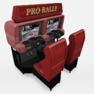 Pro Rally Game