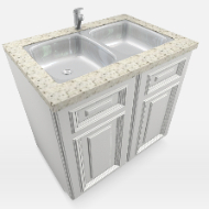 Cabinet Sink 01 classic