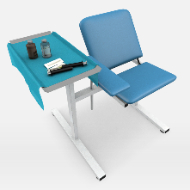 Vaccination Chair