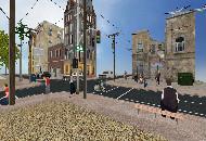 street center