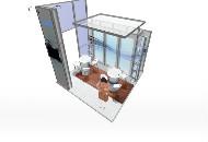 Alfa Display Design LBS-07