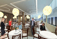 Restaurant plan 55