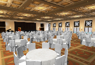 Hall Banquet wedding