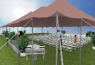 Outdoor tent design