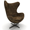 Brown Leather chair13