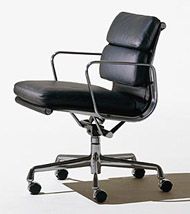 Eames Softpad Managment Chair