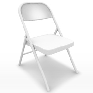 Test Metal Folding Chair
