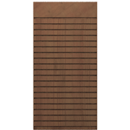 Octanorm Slat Wall