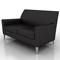 sofa 029 black